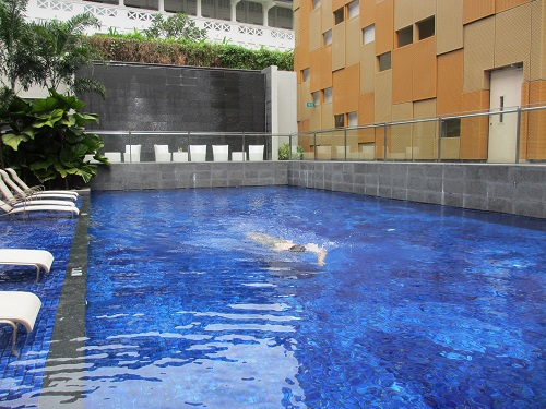 Movenpick Swimming Pool