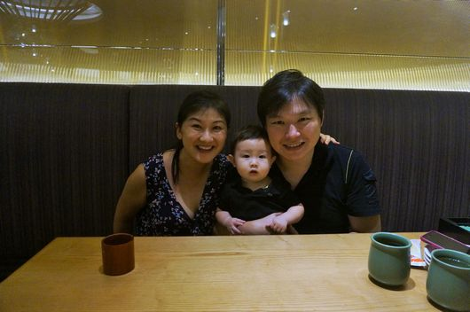 Mother's Day at Sushi Tei